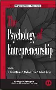 Baum, Michael Frese, Robert A. Baron: 9780805850628: Amazon.com: Books