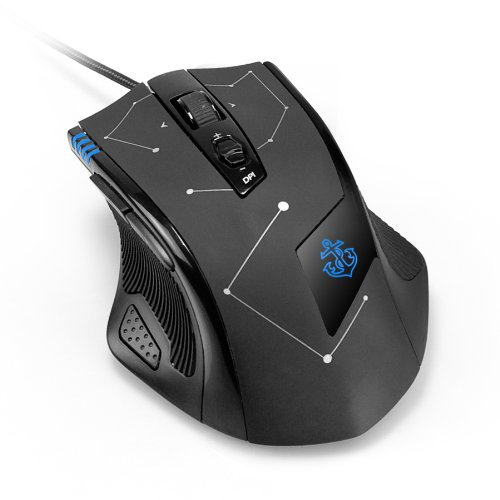 Anker Programmable Laser Gaming Mouse