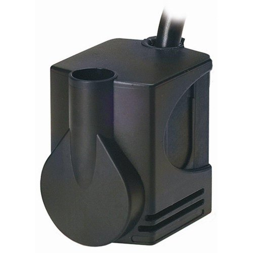 Little Giant PES-70 70 GPH Magnetic Drive Statuary Fountain Pump with 6' Power Cord (519070)