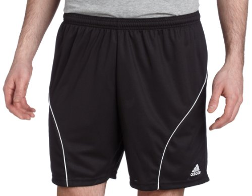 adidas Men's Striker Short, Black, White, Medium