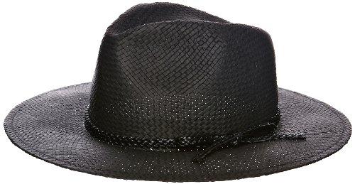 Helene Berman Trilby with Faux Leather Trim Women's Hat