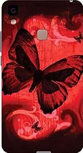 JOHN RICHARD HIGH QUALITY SILICONE UV PRINTED BACK COVER FOR Vivo V3 Max ARTICLE-32617