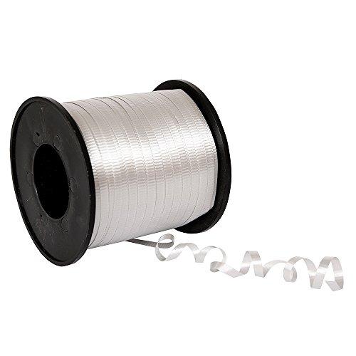 Curling Ribbon, 500 Yd, Silver