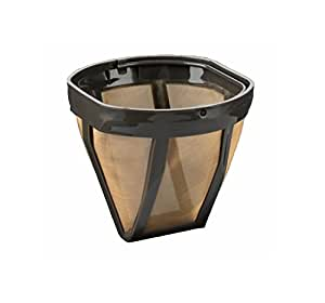 Coffee Maker Gold Filter : Amazon.com: 2xCalphalon Gold Tone Filter for Drip Coffee Makers: Kitchen & Dining