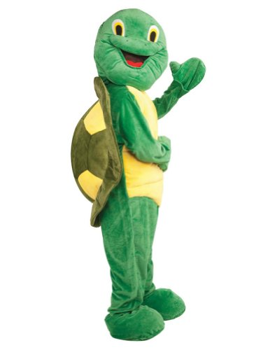 Turtle Mascot Adult Costume Adult Mens Costume