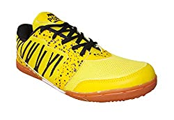 Port Yellow Running Shoes for Women (Size 7 ind/uk)