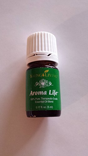 Aroma Life Essential Oil By Young Living (5ml Small Bottle)