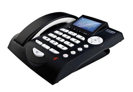 T�l�phone fixe SAGEM CC220R NOIR SOLO AVEC REPONDEUR