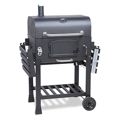 taino xl smoker wahlweise mit zubeh r bbq grillwagen holzkohle grill grillkamin standgrill. Black Bedroom Furniture Sets. Home Design Ideas