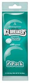 Ice Breakers Sugar Free Mints, Winter…