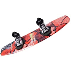 Buy Hydroslide Black Widow Wakeboard, Black, 56-Inch by Hydro Slide