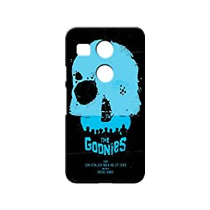 BLUEDIO Designer 3D Printed Back case cover for LG Nexus 5X - G3433