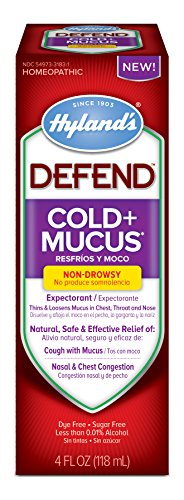 cold baby how to help with secretion mucus