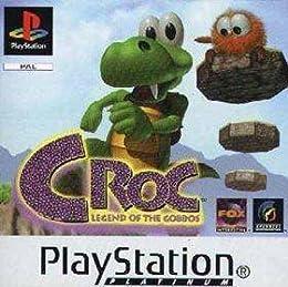 Croc: Legend of the Gobbos Platinum