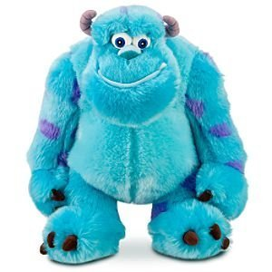 "Amazon.com: Disney's Monster's Inc. Sully 13"" Plush Figure"