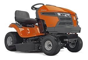 Husqvarna YTH2042 42-Inch 540cc 20 HP Briggs & Stratton Intek Lever Activated Hydrostatic Transmission Riding Lawn Tractor by Husqvarna