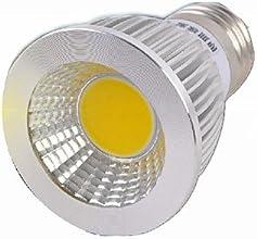 E27 5W 500-550LM COB LED Spot Bulb 85-265V  Warm White
