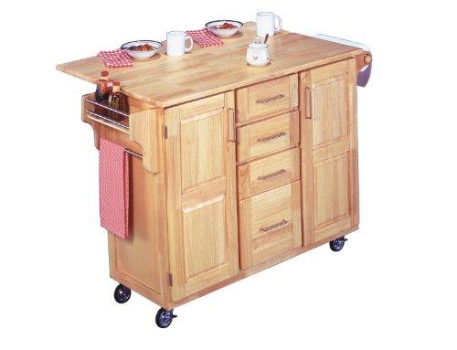 Cheap Kitchen Center with Breakfast Bar (5089-95)