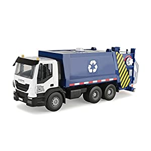 Amazon.com: TOMY Big Farm Iveco Recycling Truck: Toys & Games