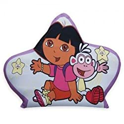 Dora the Explorer Inflatable Headboard, NEW, matches bedding