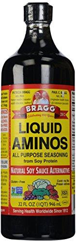 Bragg Liquid Aminos, 32 oz (Lucky Fish Sauce compare prices)