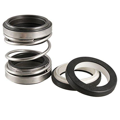 "Water & Wood Pump Accessory Rubber Bellow 1 3/8"" Dia Mechanical Shaft Seal"
