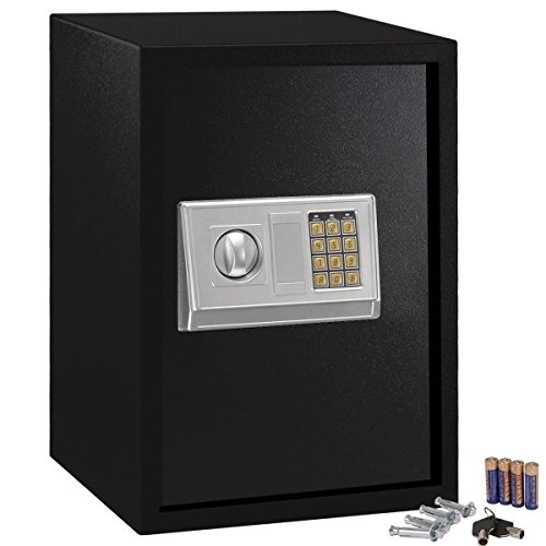 NEW Large Digital Electronic Safe Box Keypad Lock Security Home Office Hotel Gun (Be Agile 35 Travel System compare prices)