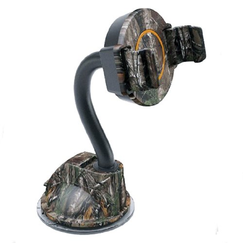 Realtree Xtra 10064 Windshield Mount Phone Holder Suction Cup Mount front-155207
