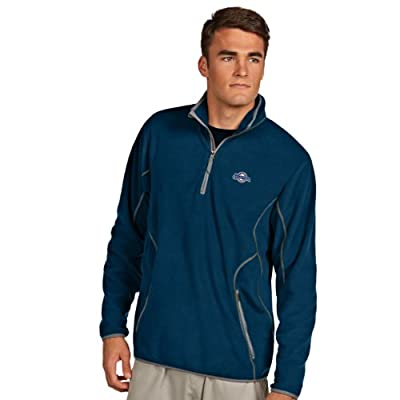 MLB Milwaukee Brewers Men's Ice Pullover