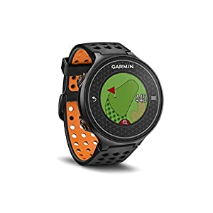 Garmin Approach S6 GPS Golf Watch (Orange/Black)