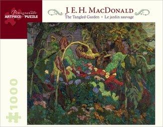 J.E.H Macdonald The Tangled Garden 1000 Piece Puzzle