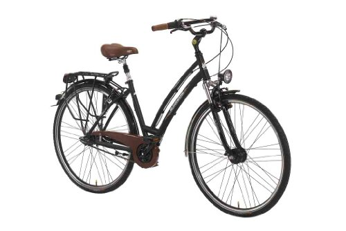 ruhrwerk damen trekking fahrrad alu gaze 7 gang sram. Black Bedroom Furniture Sets. Home Design Ideas