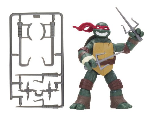 Teenage Mutant Ninja Turtles Classic Collection Action Figure - Raphael