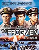 The Frogmen DVD 1951 (Region 2 Compatible Import) Richard Widmark, Dana Andrews, Gary Merrill and Jeffrey Hunter. Directed by Lloyd Bacon