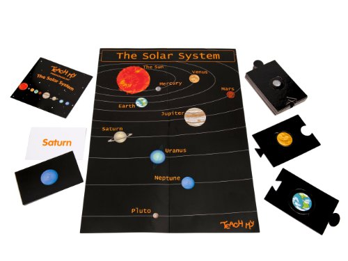 Teach My Preschooler The Solar System - 1
