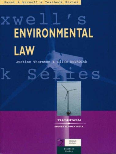 Environmental Law (Textbook)