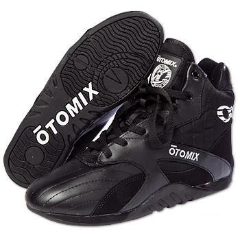 cb5552b5d5d4 Otomix M4000 Power Trainer Shoe - Black - Size - 8