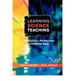 img - for Learning Science Teaching: Developing a Professional Knowledge Base (Paperback) - Common book / textbook / text book
