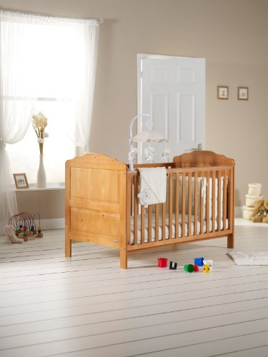 Obaby Beverley Cot Bed (Country Pine)