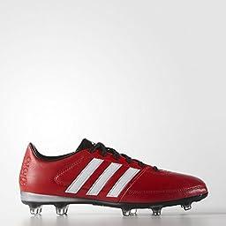 adidas Men\'s Gloro 16.1 FG Red/White/Black Sneaker 12 D (M)