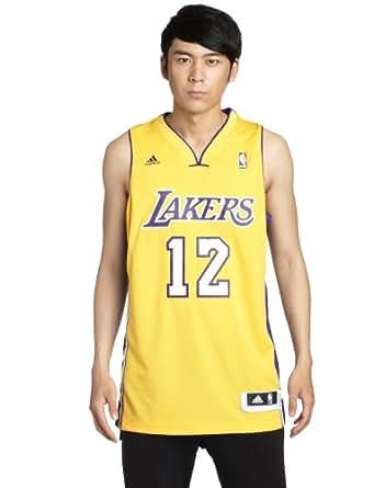 Adidas Los Angeles Lakers Dwight Howard Replica Basketball