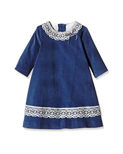 Elisa Menuts Vestido Azul
