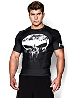 Under Armour Alter Ego Punisher Team Kompression T-Shirt - Black 002