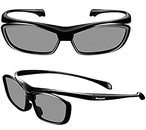 Panasonic 3D Passive Polarized Glasses - Two Sets