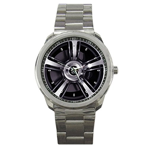 FamousUP Rolls Royce Ghost V Specification Front Sport Metal Watch (Rolls Royce Watch compare prices)