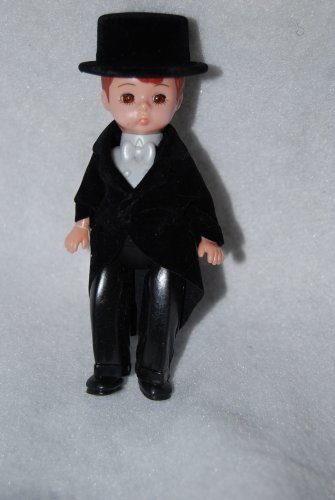 Madame Alexander McDonalds Happy meal 2002 Memories of a Lifetime Groom Doll #2 - 1