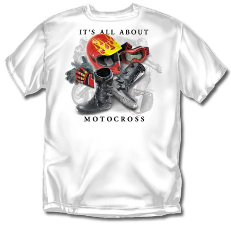 Its all about Motocross - Youth Medium