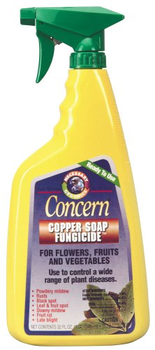 Concern Copper Soap Fungicide - 32 oz Spray 98932