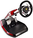 "Thrustmaster Ferrari Wireless GT Cockpit 430 Scuderia Edition ""Born to be the Fastest"" PlayStation® 3"