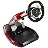 Thrustmaster Ferrari Wireless GT Cockpit 430 Scuderia Edition &#34;Born to be the Fastest&#34; PlayStation 3von &#34;ThrustMaster&#34;
